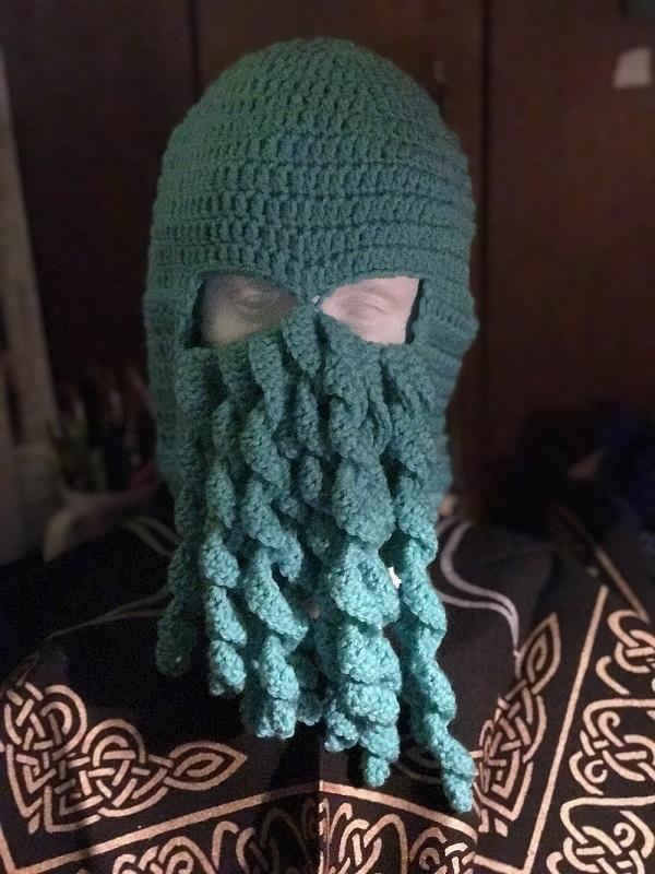 Cthulhu Mask Mint