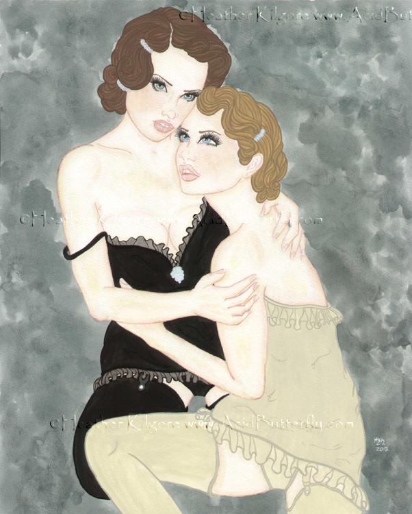 Holding Helen