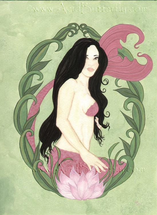 Lotus Maid