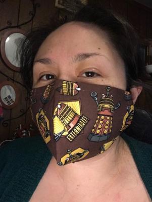 Mask Dalek