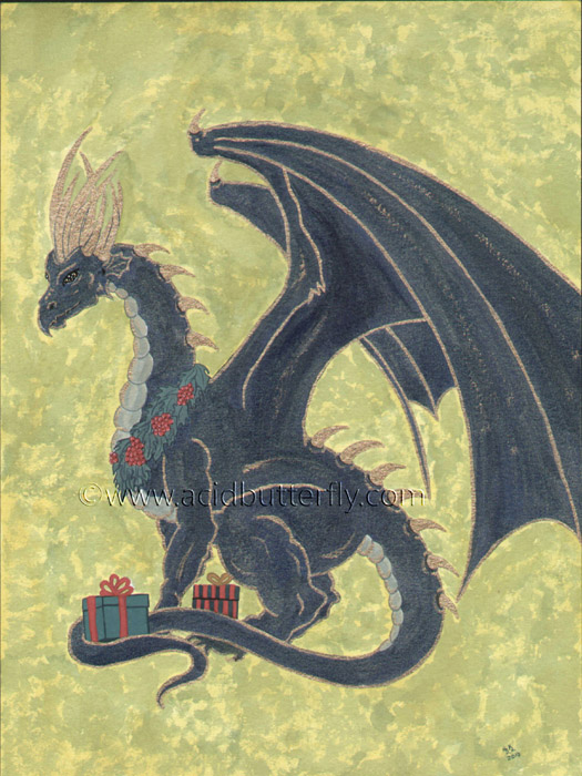 Yule Dragon