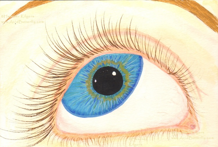 Eye Study 1