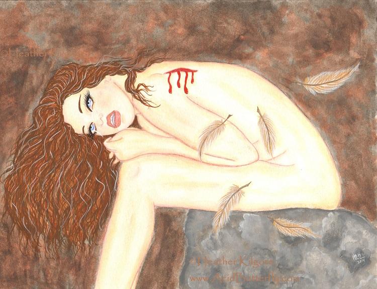 Femme Fallen