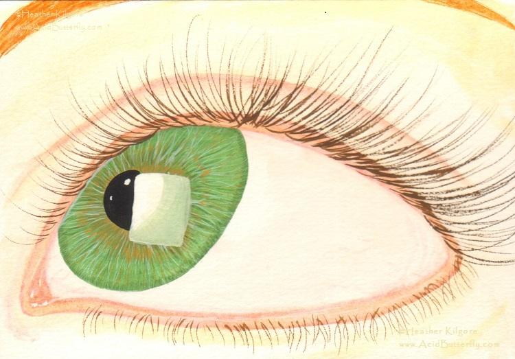 Eye Study 2