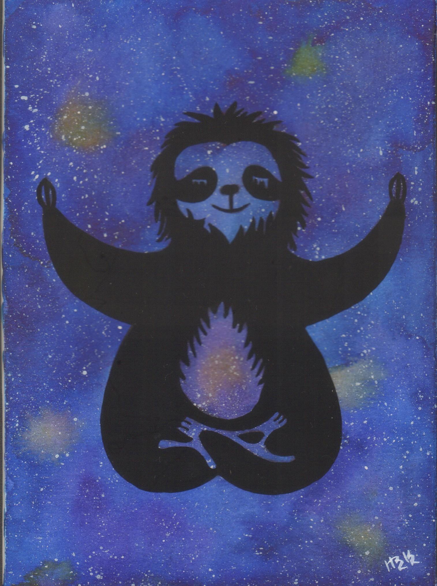Galaxy Ohm Sloth