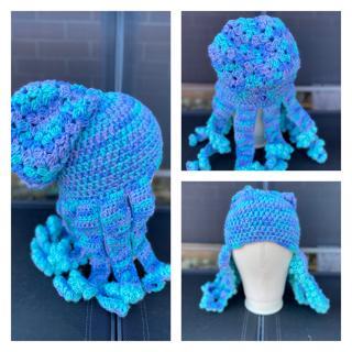 Kraken hat (ocean)