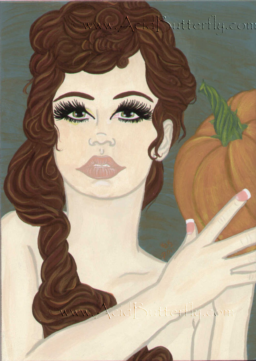 Penelope's Pumpkin